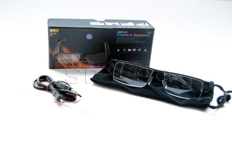Очила с fullHD камера