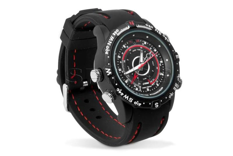 HD19 - Waterproof HD A/V Camera Watch