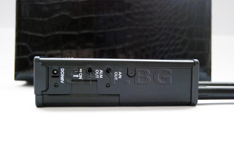 Скенер за безжични камери