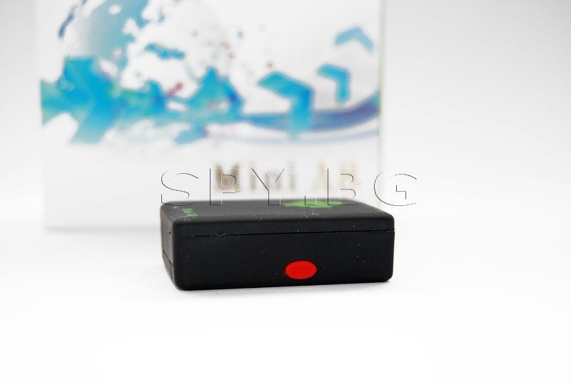 GSM подслушвател с гласов контрол