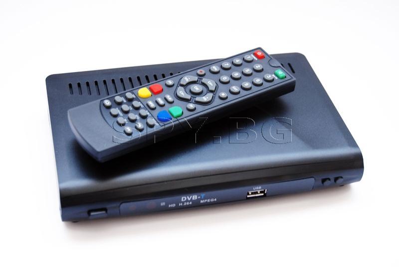 DVB-T декодер