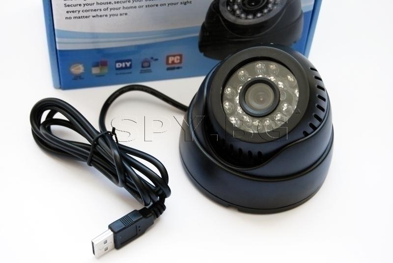 Записваща камера за вътрешен монтаж