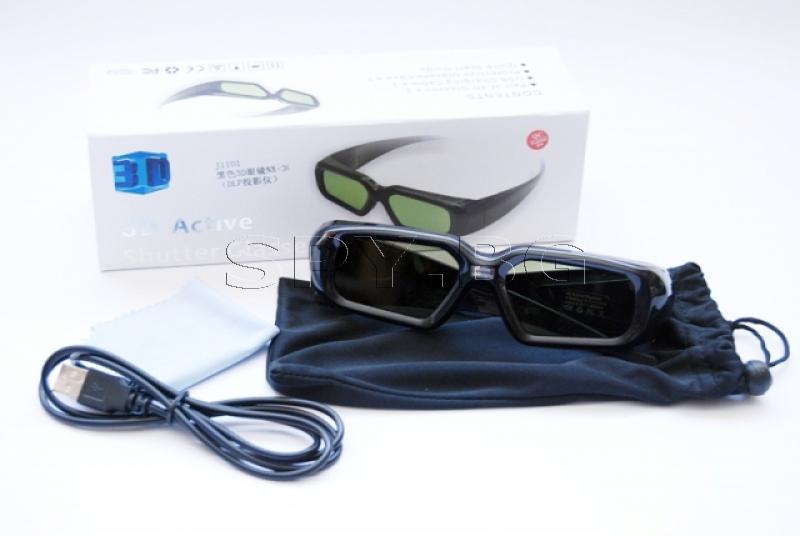 Активни 3D очила