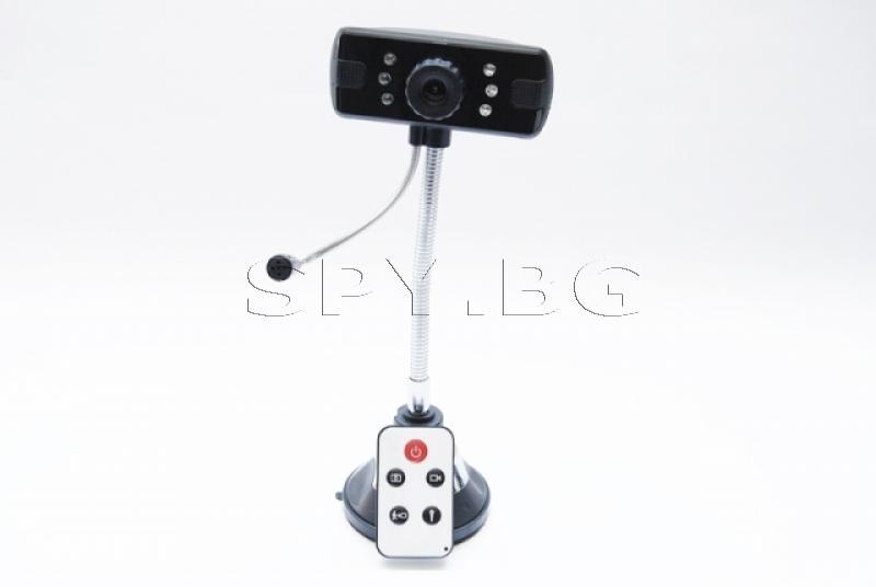 Скрита PC WEB камера