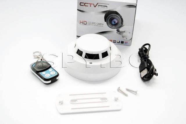Камера с висока резолюция, с детектор за движение