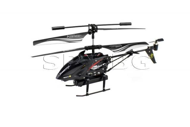 Мини хеликоптер с камера