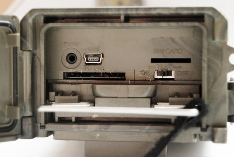 Ловна камера 12 МР с 2 инчов дисплей