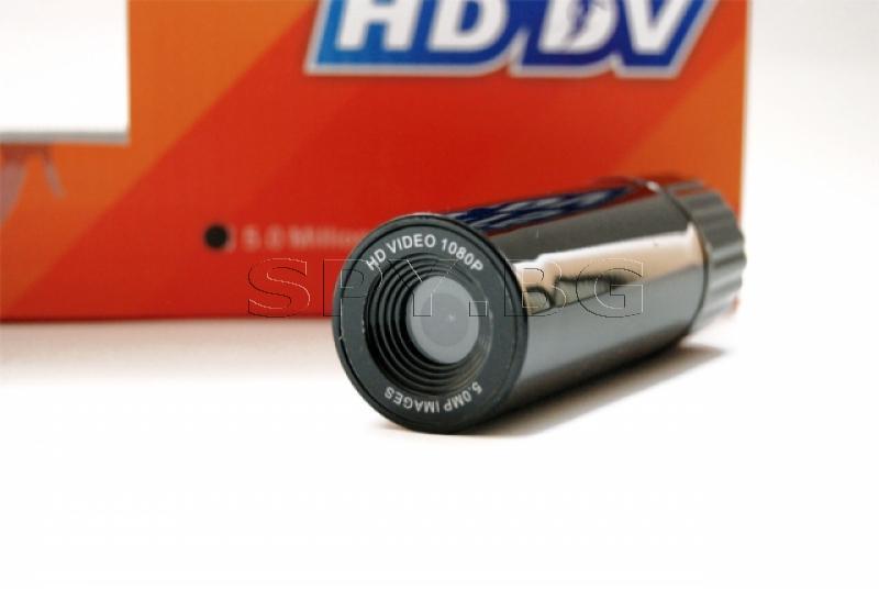 Full HD h.264 водоустойчива камера