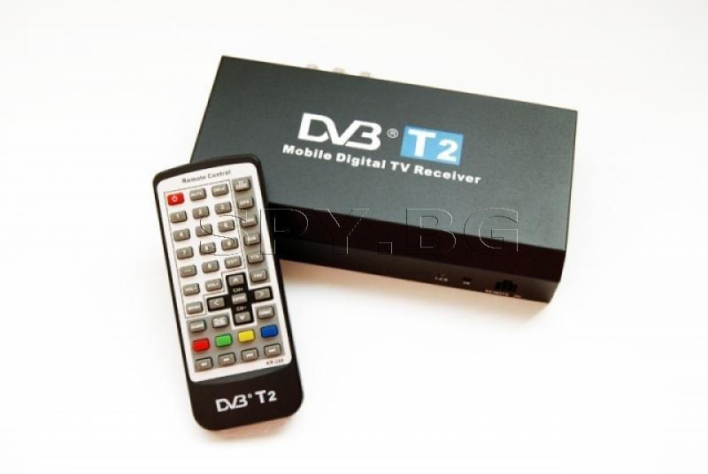 DVB T2 приемник за автомобил