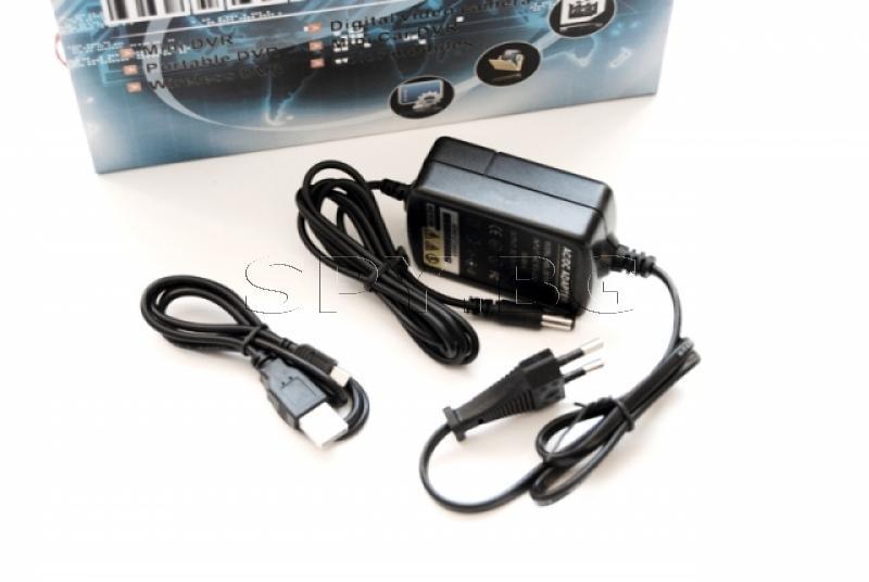 Двуканален рекордер за жични камери