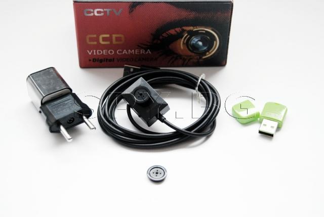 USB копче с камера