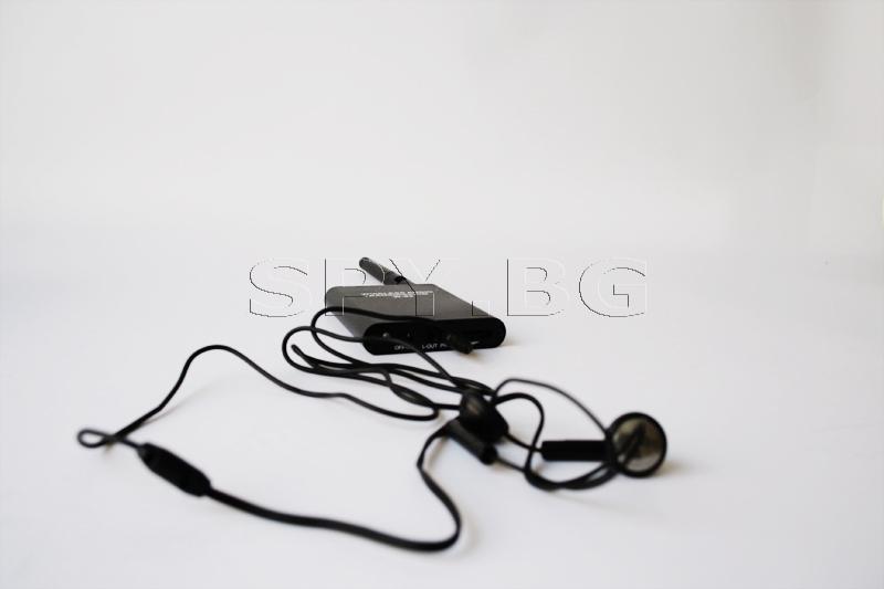 Комплект аудио приемник-предавател