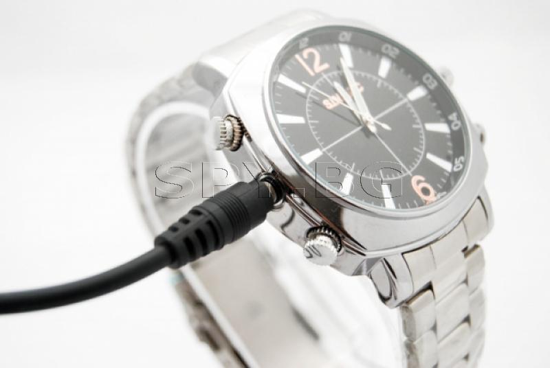 HD водоустойчив часовник