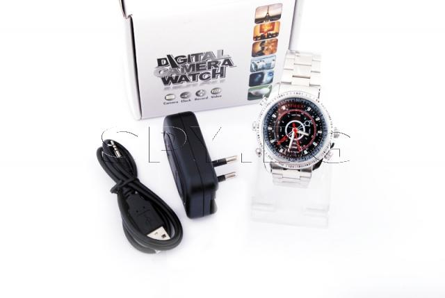 Камера в ръчен часовник-4 GB