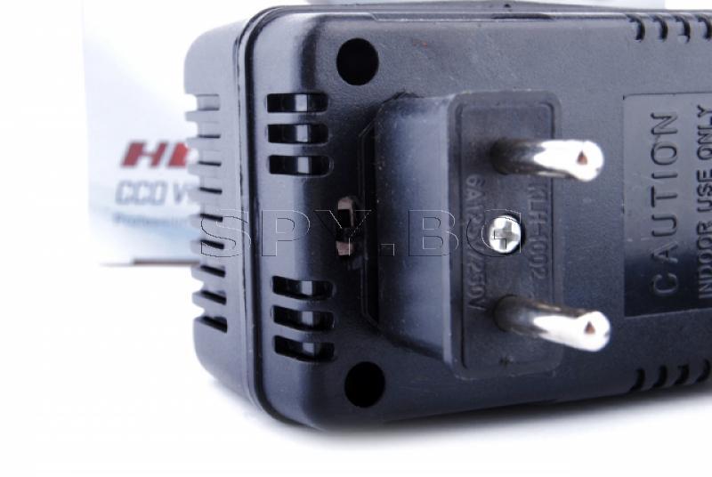 Камера, скрита в захранващ адаптер с 4GB