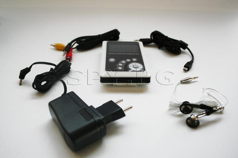 Видео рекордер с детектор на движение