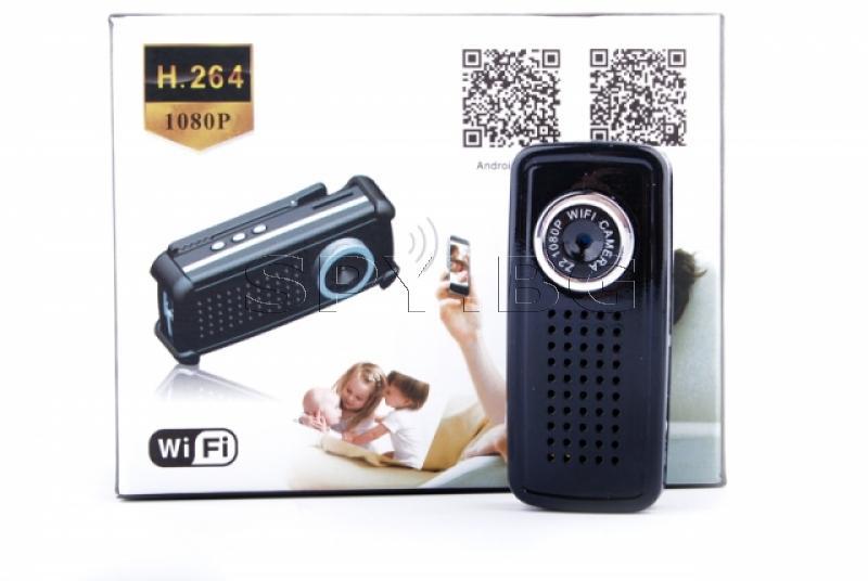 Мини HD IP камера