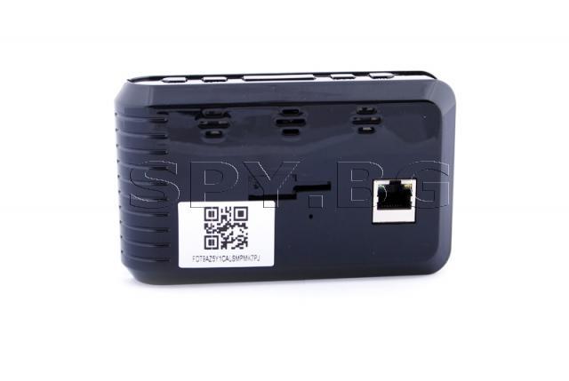 IP камера в настолен часовник