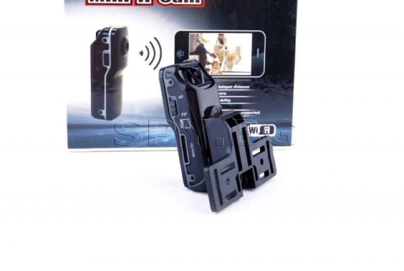 Мини Wi-Fi IP камера