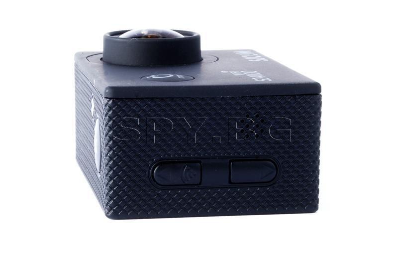 Спортна камера SJCAM SJ4000 WIFI - Черна