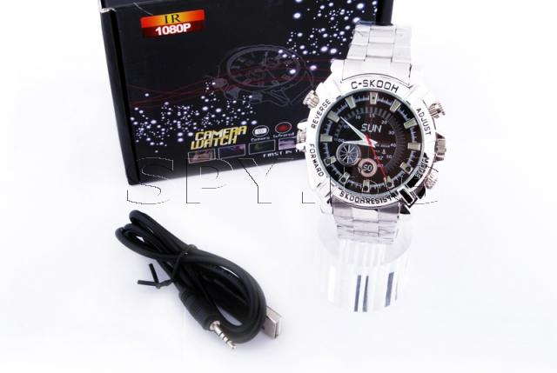 FullHD часовник с IR диоди