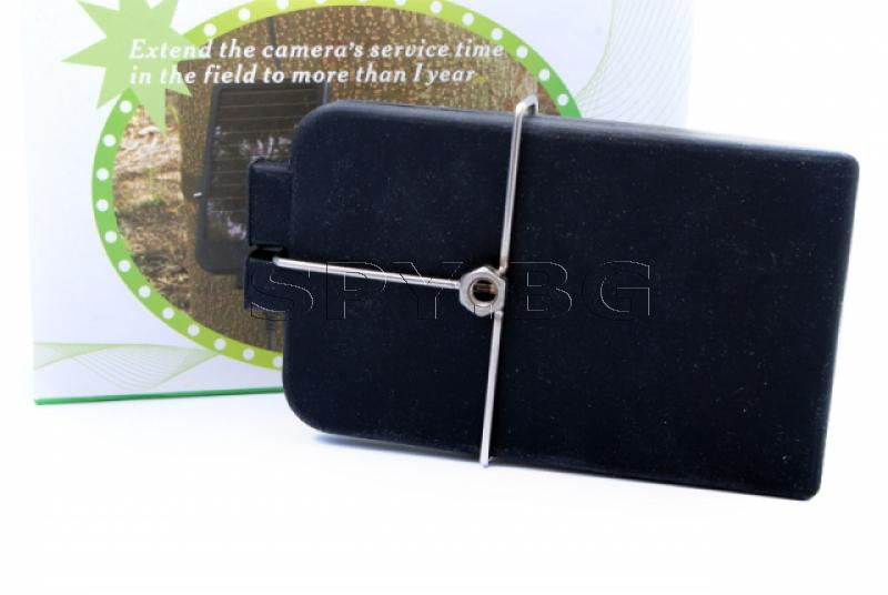 Батерия със соларен панел за ловна камера HD49 и HD167