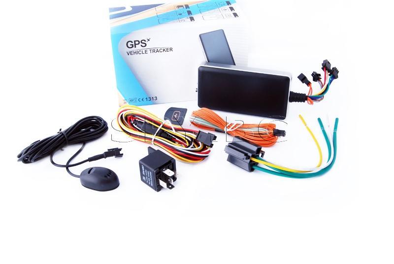GPS тракер с контрол на автомобила