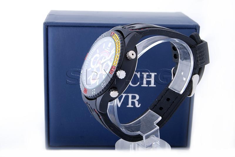 HD камера във водоустойчив часовник