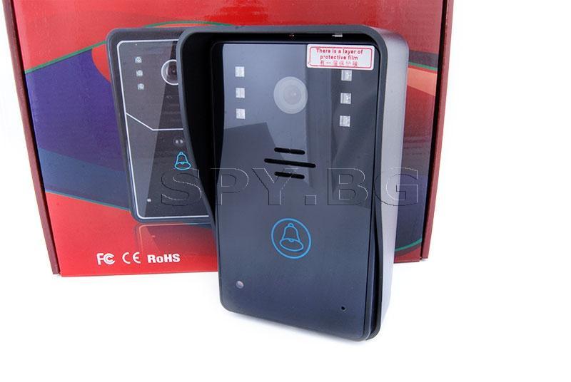 Wi-Fi IP камера и домофон