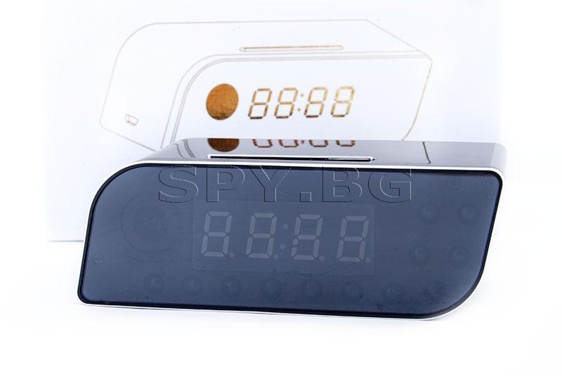 IP камера в електронен часовник