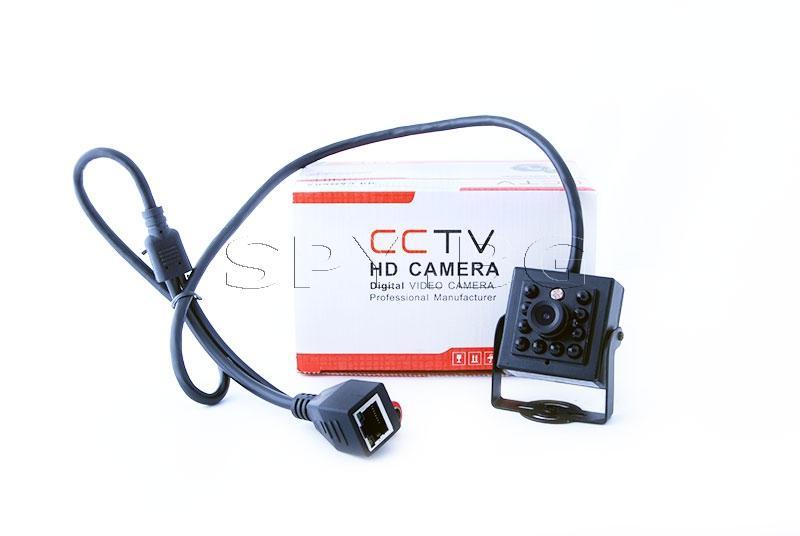 Мини IP LAN камера, HD 720Р