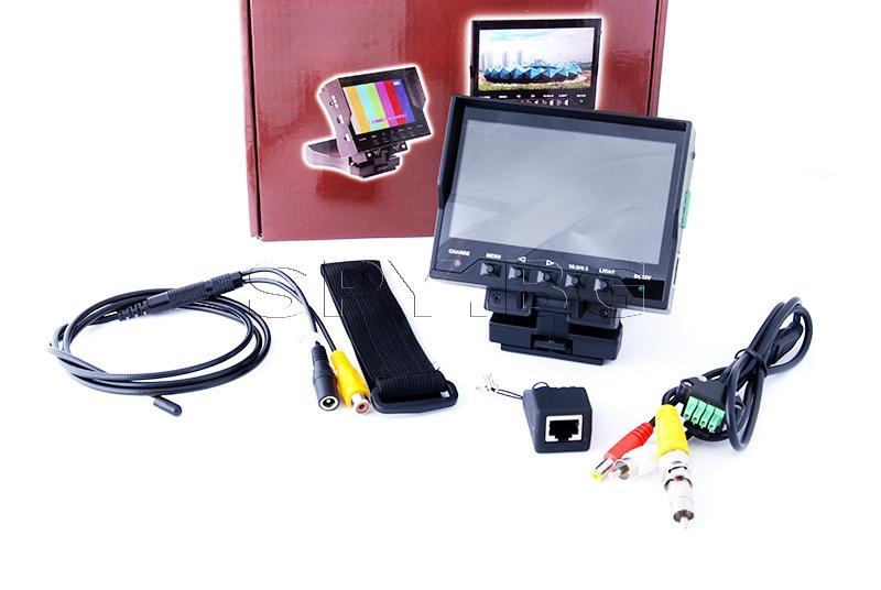 Ендоскоп, CCTV тестер
