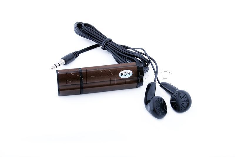 Флашка аудио рекордер 8GB