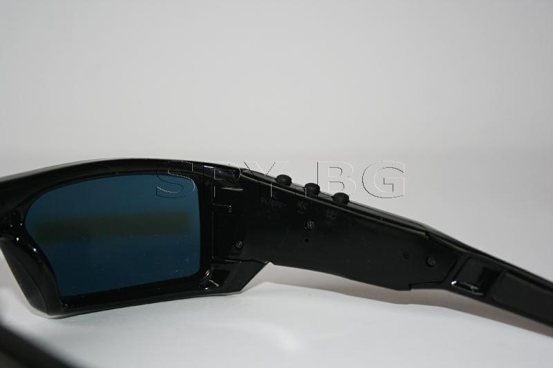 Безжична скрита камера в слънчеви очила (Номер: BC08)