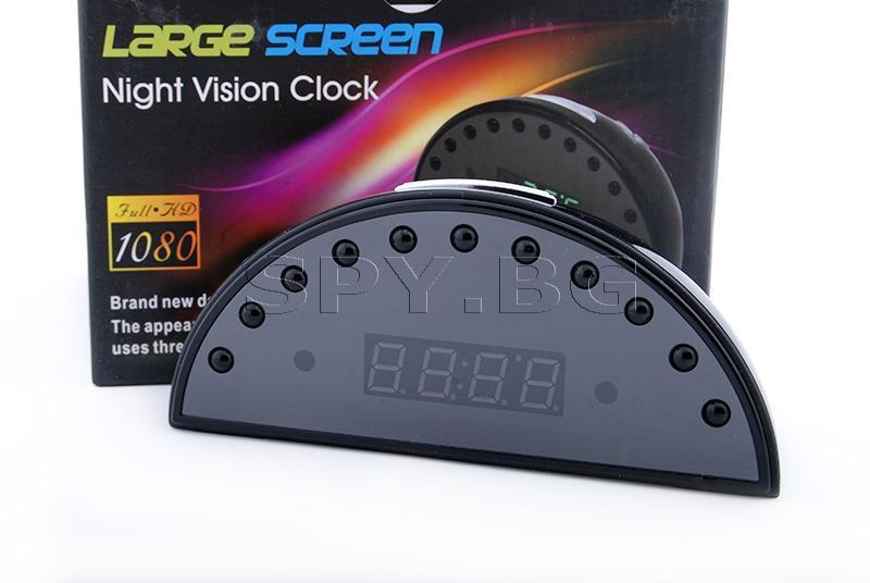 1080P камера в часовник