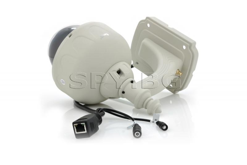 Куполна IP камера за външен монтаж EasyN