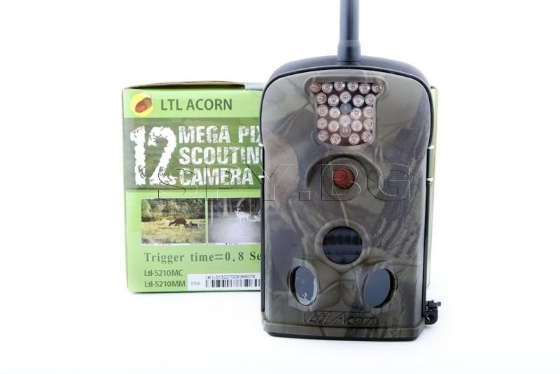12 MP MMS ловна камера