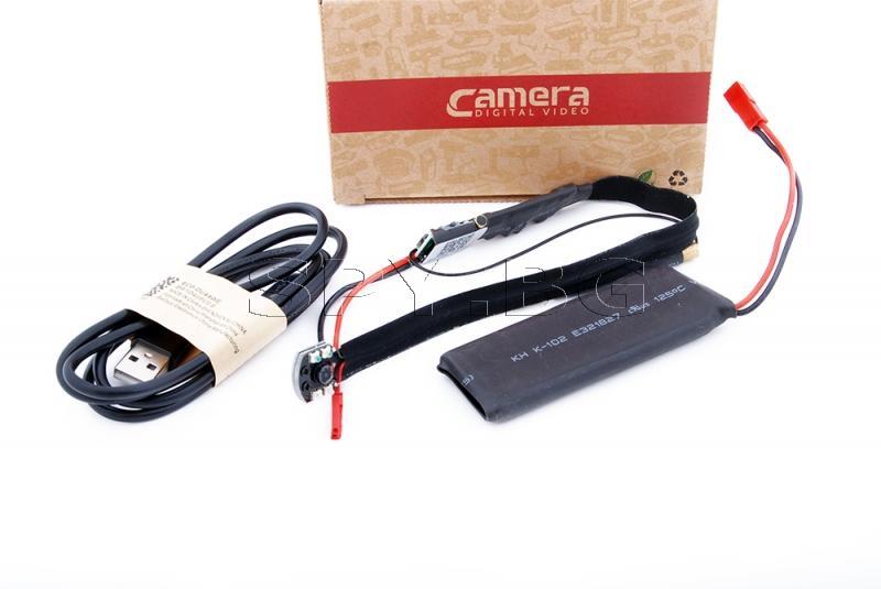 IP камера за вграждане с IR диоди