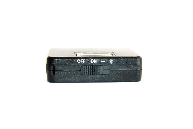 Bluetooth декодер за GPS Тракер Haicom HI-602DT