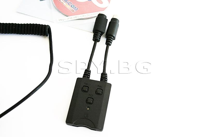 Устройство за запис на данни за GPS Тракер Haicom HI-602DT