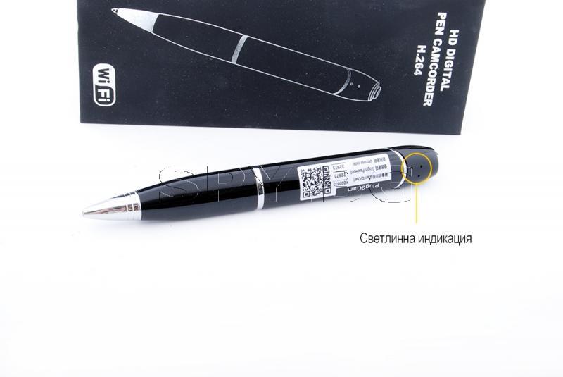 IP камера-химикалка