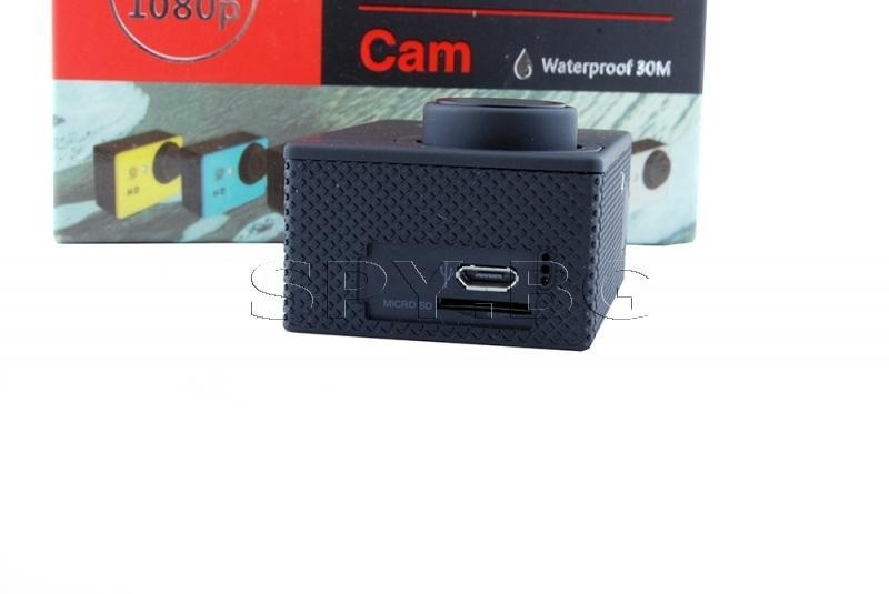 Спортна fullHD подводна камера