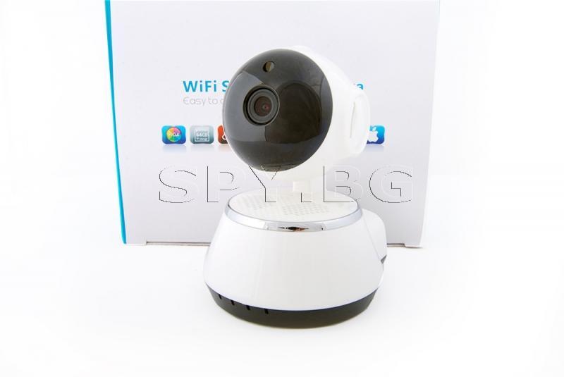 Малка подвижна IP камера