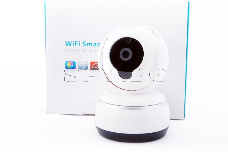 Малка IP камера за вътрешен монтаж