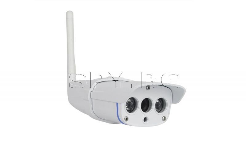 Мини IP камера за външен монтаж