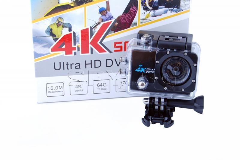 4K Wi-Fi спортна камера