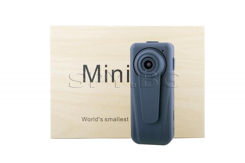 FullHD мини камера - 120 градуса