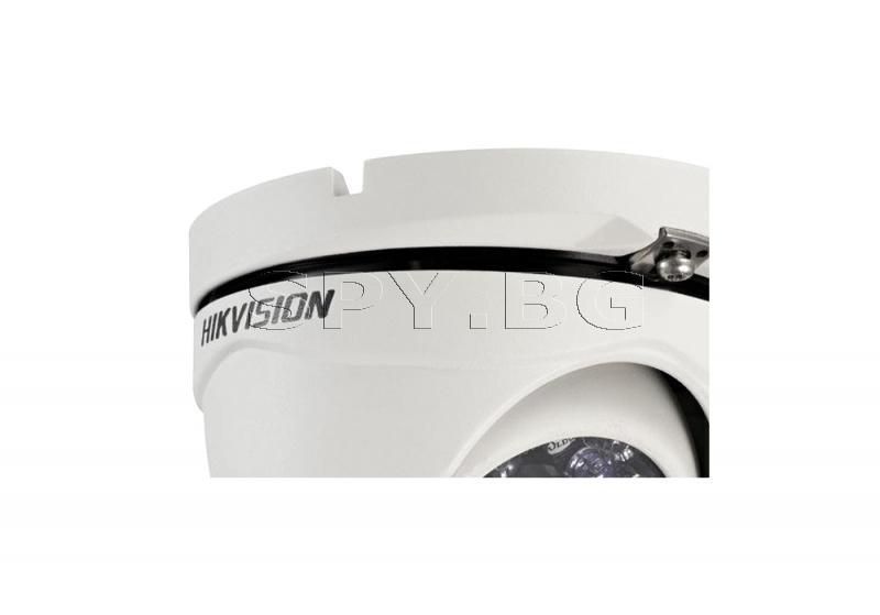 Kуполна камера 1MP HIKVISION