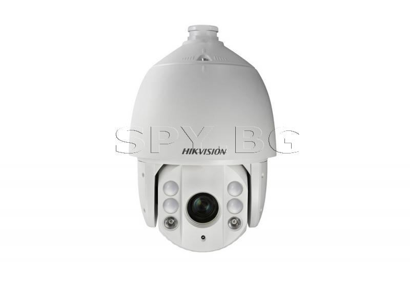 Управляема PTZ камера с IR осветление 2MP HIKVISION