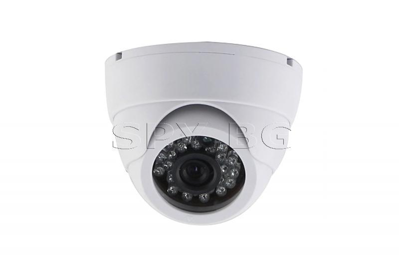 HD-TVI куполна камера LONGSE за вътрешен монтаж